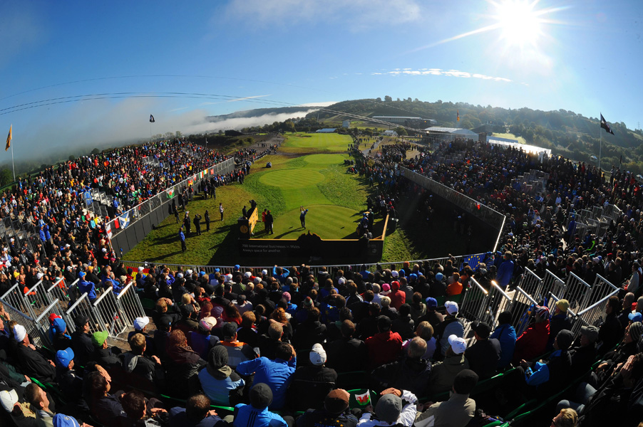 The Ryder Cup 2010 for Visit Wales