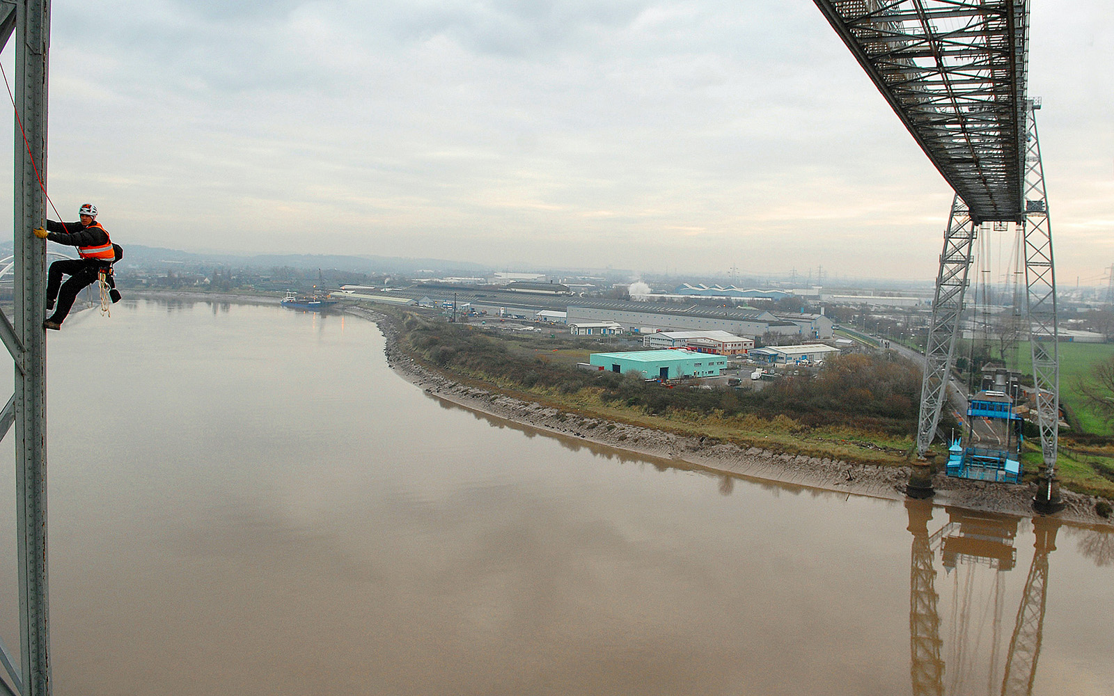 Newport Transporter Bridge for Sony